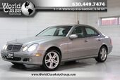 2006 Mercedes-Benz E-Class 3.5L - AWD SUN ROOF WOOD GRAIN INTERIOR HEATED LEATHER SEATS POWER ADJUSTABLE SEATS ALLOY WHEELS