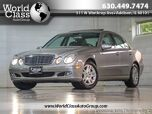 2006 Mercedes-Benz E-Class 3.5L NAVI LEATHER SUNROOF ONE OWNER