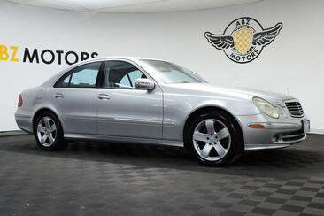 2006_Mercedes-Benz_E-Class_3.5L Navigation,Heated Seats,Rear Shade,Sunroof,Harman Kardon_ Houston TX