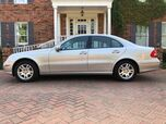2006 Mercedes-Benz E-Class 3.5L1-OWNER since 4K miles IMMACULATE CONDITION. MUST C!