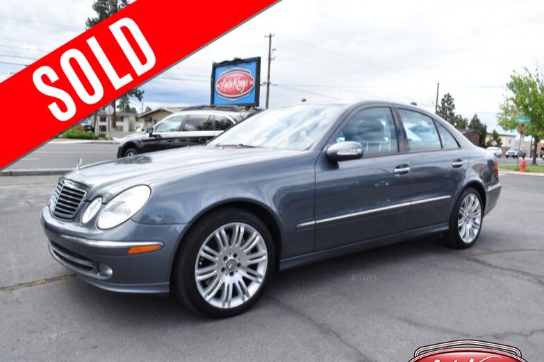 2006 Mercedes-Benz E-Class 4MATIC Sedan Bend OR