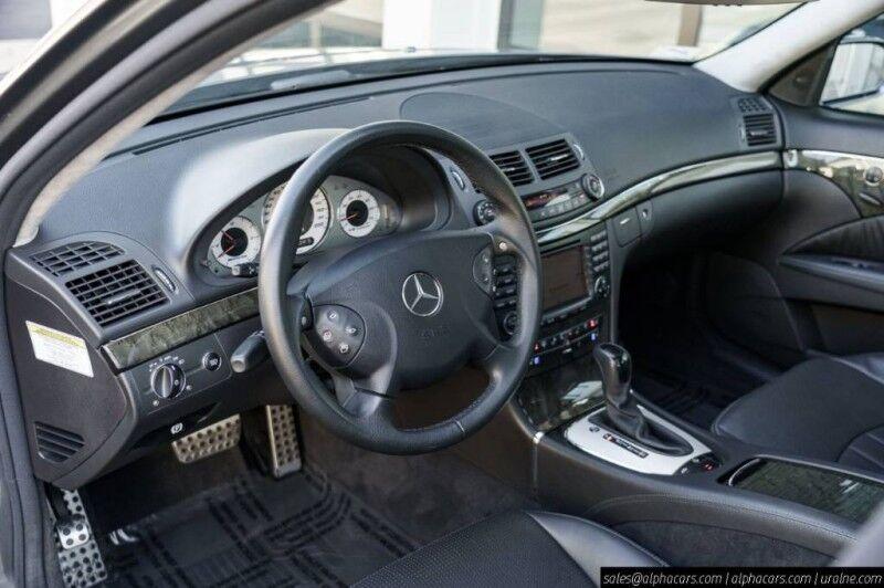 2006 Mercedes-Benz E-Class 5.5L AMG Boxborough MA