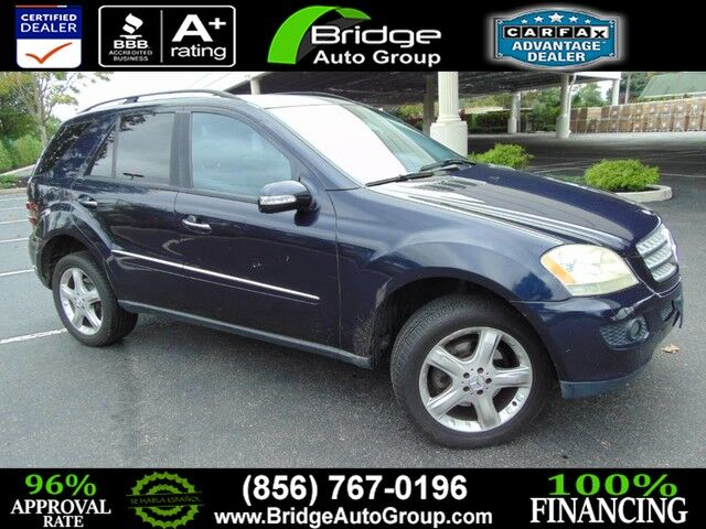 2006 Mercedes-Benz M-Class 5.0L Berlin NJ