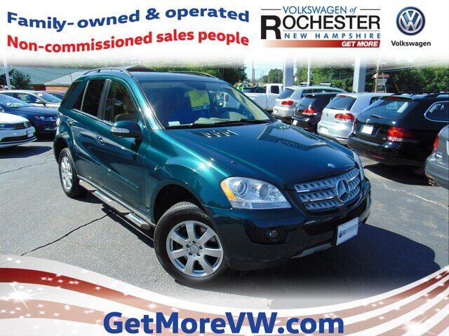 2006 Mercedes-Benz ML350 ML 350 Rochester NH
