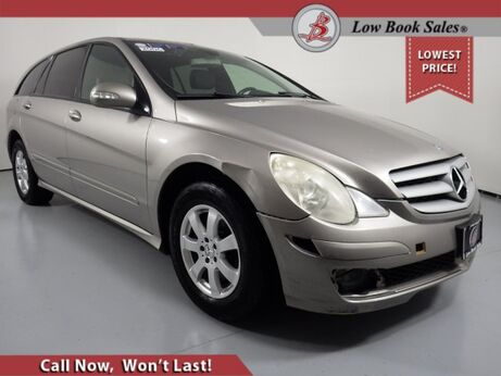 2006_Mercedes-Benz_R-Class_3.5L_ Salt Lake City UT