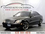 2006 Mercedes-Benz S-Class S65 TWIN-TURBO V12 AMG