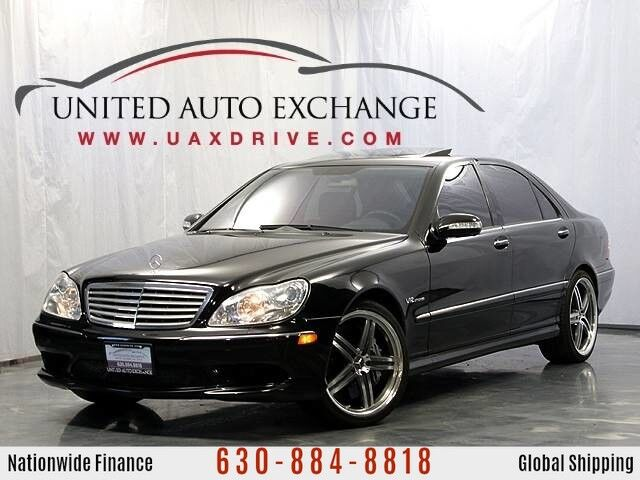 2006 Mercedes-Benz S-Class S65 TWIN-TURBO V12 AMG Addison IL