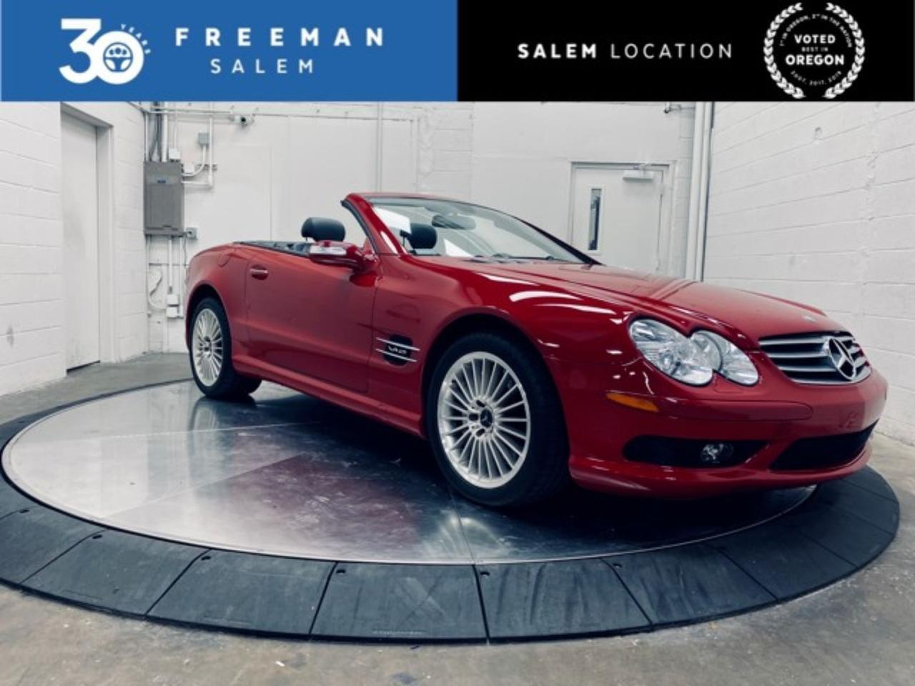 2006 Mercedes-Benz SL 600 Just 60K Miles Salem OR
