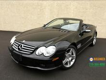 2006_Mercedes-Benz_SL500_Roadster_ Feasterville PA