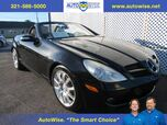 2006 Mercedes-Benz SLK-350 with 3.5 L PREMIUM ROADSTER