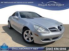 2006_Mercedes-Benz_SLK-Class_3.0L_ Carrollton  TX