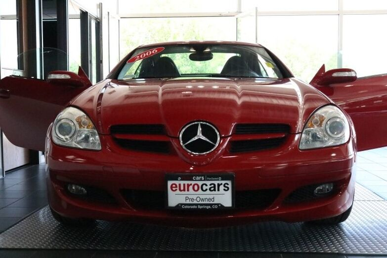 2006 Mercedes-Benz SLK-Class 3.0L Colorado Springs CO