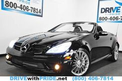 2006_Mercedes-Benz_SLK-Class_SLK55 AMG ROADSTER 68K HARMAN NAV SCARF HTD STS 19S_ Houston TX
