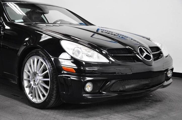 2006 Mercedes-Benz SLK-Class SLK55 AMG ROADSTER 68K HARMAN NAV SCARF HTD STS 19S Houston TX