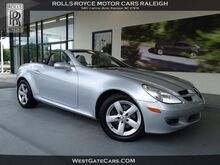 2006_Mercedes-Benz_SLK_SLK 280_ Raleigh NC
