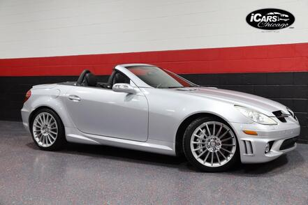 2006_Mercedes-Benz_SLK55_AMG 2dr Convertible_ Chicago IL