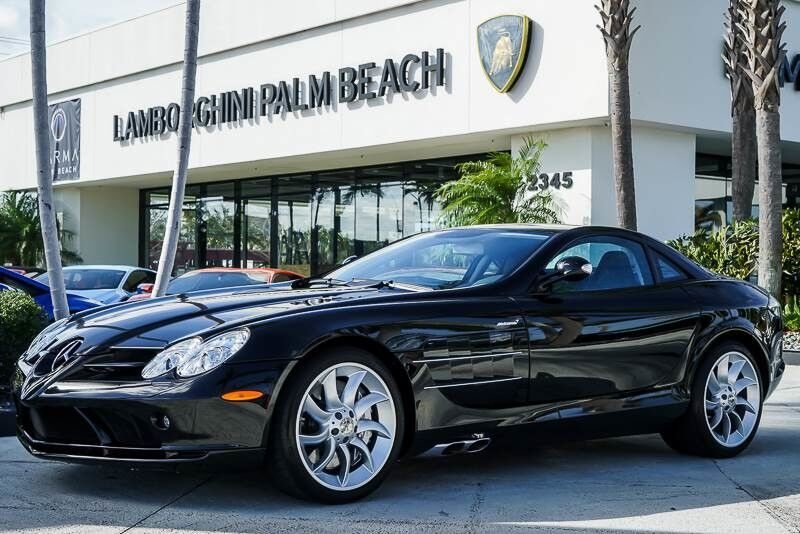 2006 mercedes benz slr mclaren west palm beach fl 22599380
