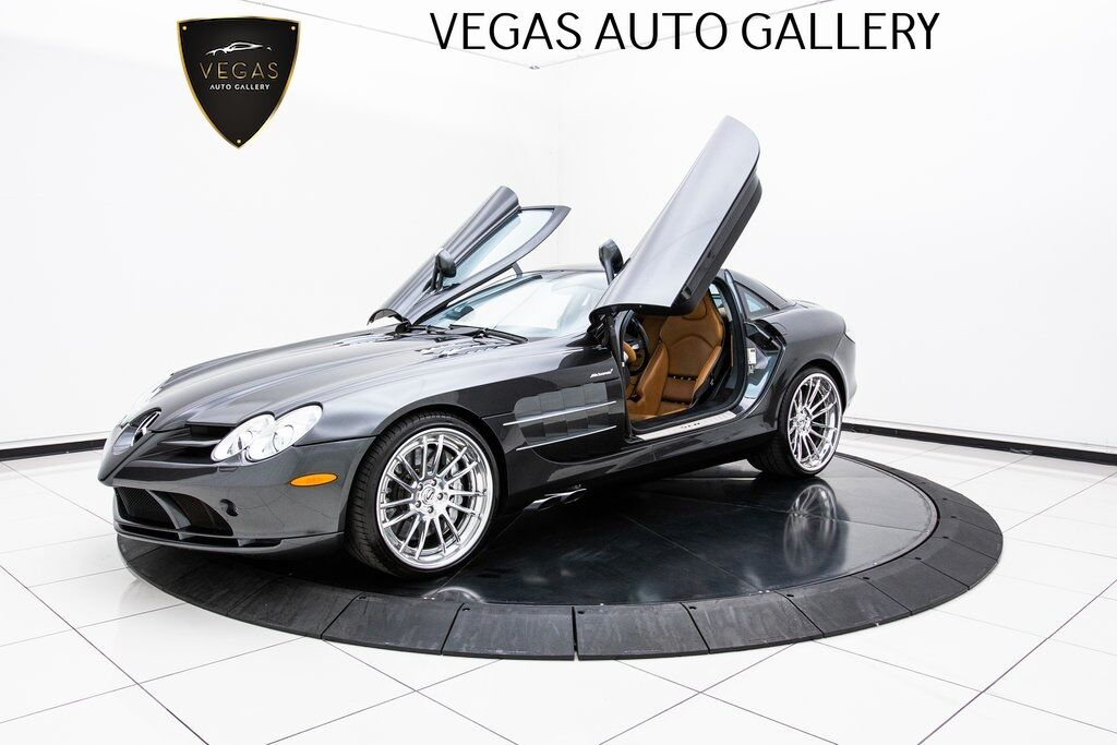 2006 Mercedes-Benz SLR McLaren Base