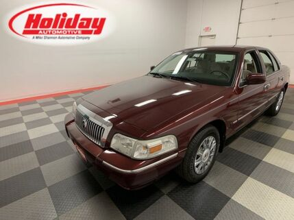 2006_Mercury_Grand Marquis_GS_ Fond du Lac WI