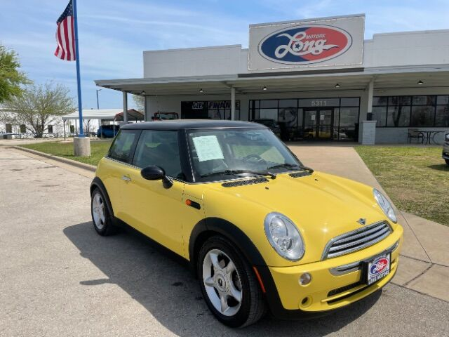 2006 Mini Cooper Base Georgetown TX