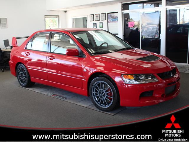 2006 Mitsubishi Lancer Evolution MR Edition