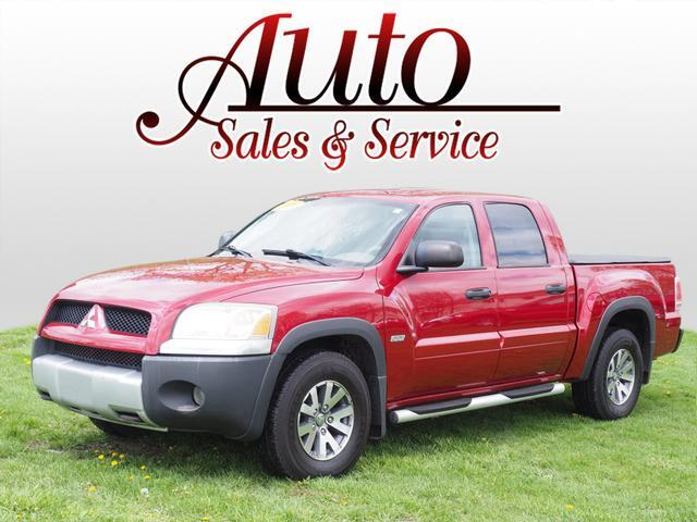 2006 Mitsubishi Raider Duro Cross V8 Indianapolis IN