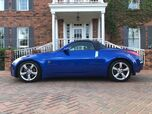 2006 Nissan 350Z Enthusiast 1-OWNER TORQUIZE BLUE LOW MILEAGE 6-spd AWESOME CAR!