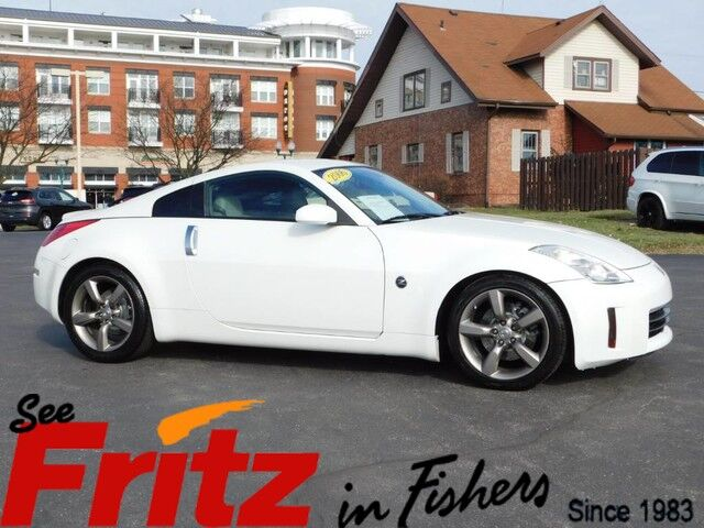 2006 Nissan 350Z Touring Fishers IN