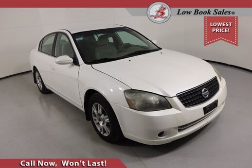 2006_Nissan_ALTIMA__ Salt Lake City UT