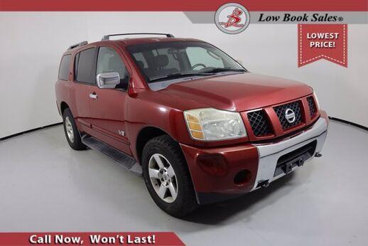2006_Nissan_ARMADA__ Salt Lake City UT