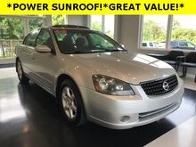 2006_Nissan_Altima_2.5 S_ Manchester MD