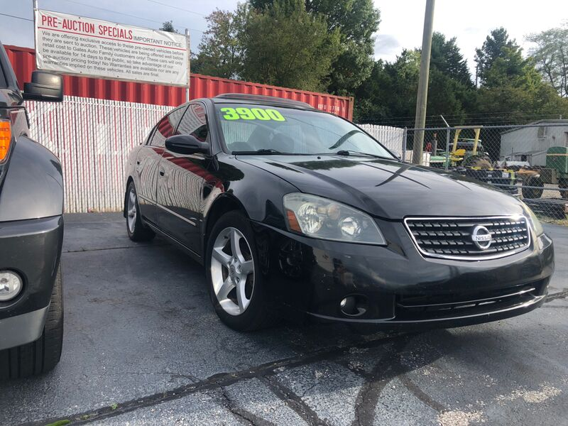 Great 2006 Nissan Altima 3.5 SE Richmond KY ...