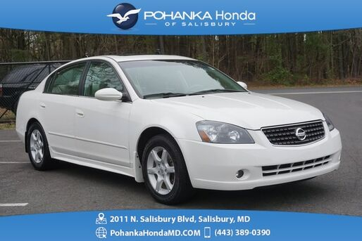 2006_Nissan_Altima_3.5 SL ** SUNROOF & LEATHER ** ONE OWNER **_ Salisbury MD