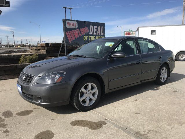 2006 Nissan Altima S Special Edition Scottsbluff Ne 22719602