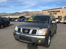 2006_Nissan_Armada__ North Logan UT