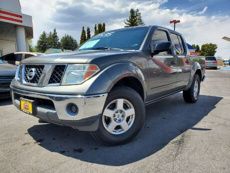 2006 Nissan Frontier LE Crew Cab 2WD Pocatello and Blackfoot ID