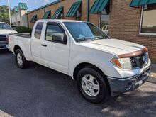 2006_Nissan_Frontier_SE King Cab 2WD_ Knoxville TN