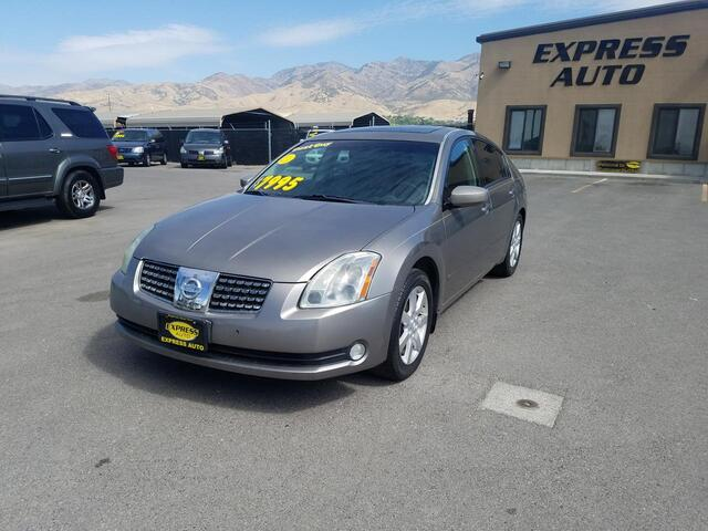 2006 Nissan Maxima 3.5 SE North Logan UT ...