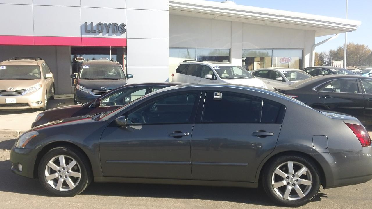 2006 Nissan Maxima 3.5 SL Jamestown ND