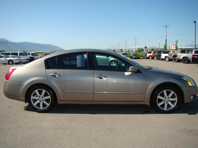 2006 Nissan Maxima 3.5 SL North Logan UT