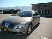2006_Nissan_Maxima_3.5 SL_ North Logan UT