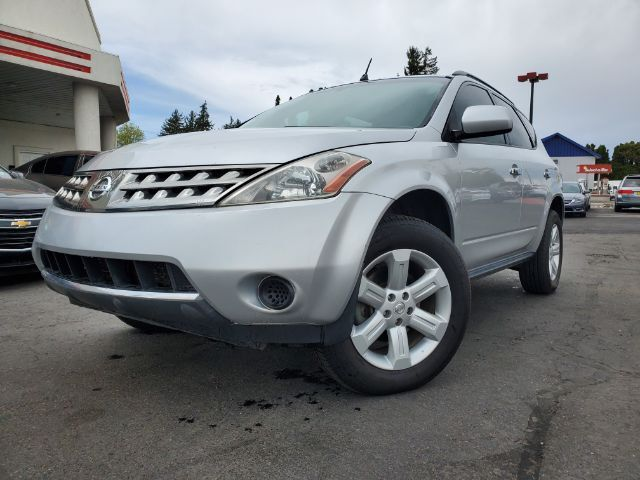 2006 Nissan Murano S 2WD Pocatello and Blackfoot ID