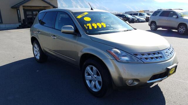 2006 Nissan Murano S North Logan UT