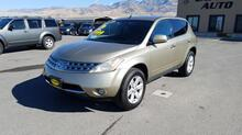2006_Nissan_Murano_S_ North Logan UT