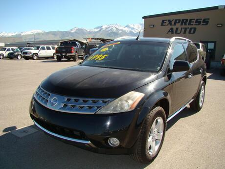 2006 Nissan Murano SE North Logan UT
