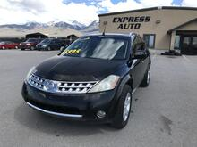 2006_Nissan_Murano_SE_ North Logan UT