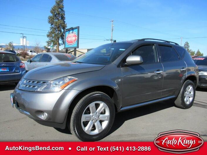 2006 Nissan Murano SL Bend OR