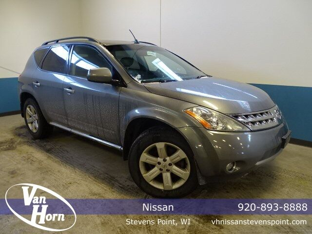 2006 Nissan Murano SL Plymouth WI