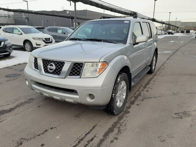 2006 Nissan Pathfinder LE | AWD | LEATHER | *GREAT CONDITION* Calgary AB