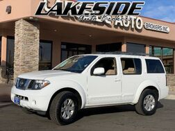 2006_Nissan_Pathfinder_LE 4WD_ Colorado Springs CO
